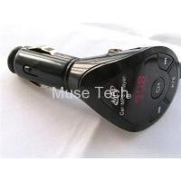 Buy cheap Car MP3 Player FM transmitter supporing USB flash drive from wholesalers