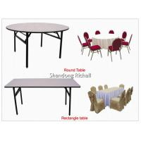 China Folding Table Wooden Table on sale