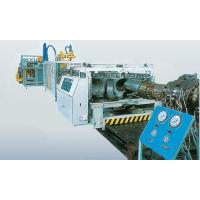 Cheap Plastic Double-wall Corrugated Pipe Extrusion Line wholesale