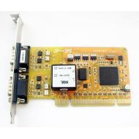 Cheap Multiport Serial Car 2 RS485/422 serial port expansion card (optical isolated) wholesale