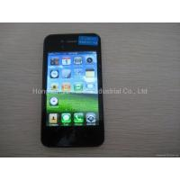 Cheap The lowest price iPhone 4 capacitance screen china apple copy iphone 4 wifi wholesale