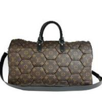 Cheap Louis Vuitton Replica Monogram Mirage Etoile Keepall LV M97110 Bag wholesale