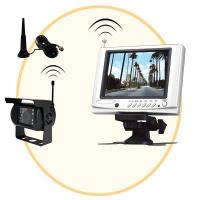 Cheap Spy Cameras Wireless Car Rearview System wholesale
