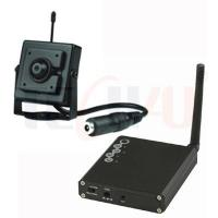 Buy cheap Wireless Security Cameras Mini CCD Camera from wholesalers