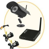 Buy cheap Wireless Security Cameras Nightvision CCD Camera from wholesalers