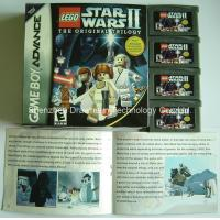 China GBA game card- Lego Star wars 2 on sale