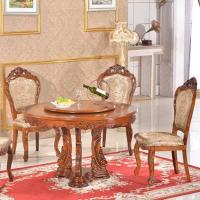 China Lounge table furniture round dining table set on sale
