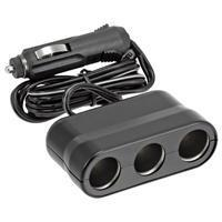 Buy cheap 12 Volt & USB Power Triple Socket with Extension from wholesalers