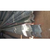 Cheap Hot Dipped Galvanized Steel Angle for Frames, shelves, wholesale