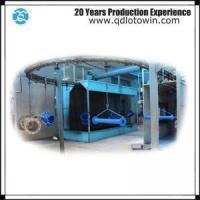 China DI Pipe Fittings Epoxy Powder Coating Production Water Treatment Plants Use on sale