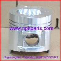 Cheap Komatsu engine repair parts 4D95 engine piston with pin and clips 6202-32-2110 wholesale