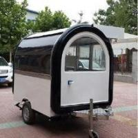 Energy saving trailer type fast food trailer for sale