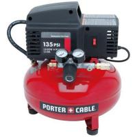 Buy cheap PORTER-CABLE 135 PSI Pancake Compressor Review from wholesalers