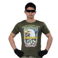 Cheap T-shirt/Polo The 101th airborne division's speed dry T-shirt wholesale