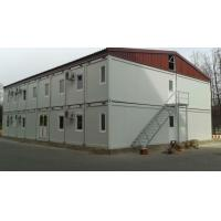 Cheap 2 Storey Container House For Residential Purpose wholesale