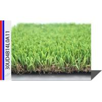 Cheap Landscaping Artificial Turf PE Monofilament Yarn Leisure Synthetic Lawn for sale