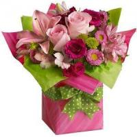 Cheap Birthday Pretty Pink Present delivery NO.4 birthday gift to australia syd wholesale