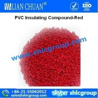 Cheap PVC Insulating Compound-Red(ROHS) wholesale