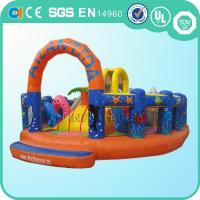 Cheap mini inflatable fun city wholesale