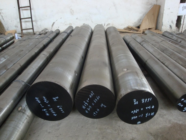 Forged round bars of jjoemparts