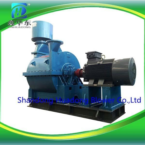 Two Stage Centrifugal Blower : Multi stage centrifugal blowers of uniquevactech