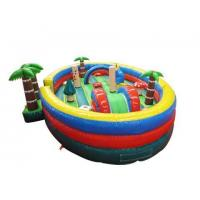 Cheap Bounce House With Slide wholesale