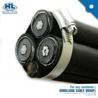 Cheap 10kv 35kv aerial cable with PE/XLPE insulation wholesale