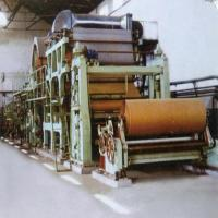 China 3000mm 50T/day craft paper making machine on sale