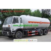 Cheap 22000 liters Dongfeng LPG tanker truck wholesale