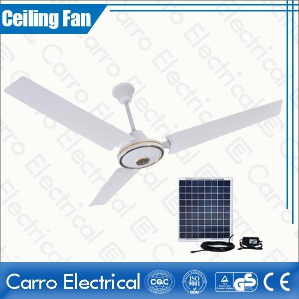 Guangdong Foshan High Quality Ceiling Fans With Dc: AC DC Ceiling Fan Of Carrofan