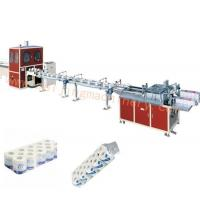 Cheap ZJ-TB-30 Semi Automatic Toilet Paper Packing Machine wholesale