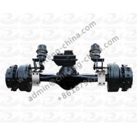 GBQ200Mixer front axle