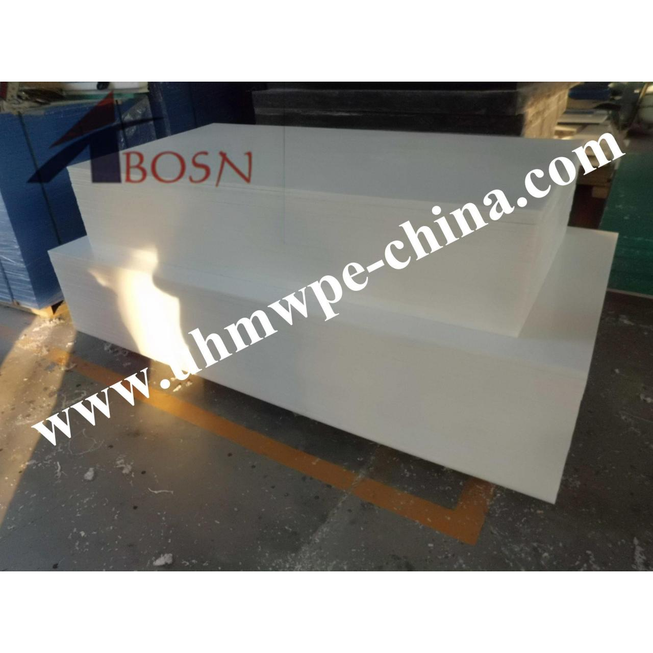 Cheap Natural Virgin UHMWPE Sheet wholesale