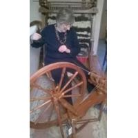 From Fleece to Fibre: Two Day Course in Hand Spinning (residential option) - Cumbria