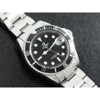 Cheap ALPHA SUBMARINER MATTE BLACK DIAL SAPPHIRE CRYSTAL AUTOMATIC WATCH MIYOTA JAPAN MOVEMENT wholesale