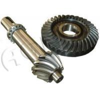 Cheap AGNEE manufactures Right Angle straight and Spiral Bevel Gears as per following specifications wholesale
