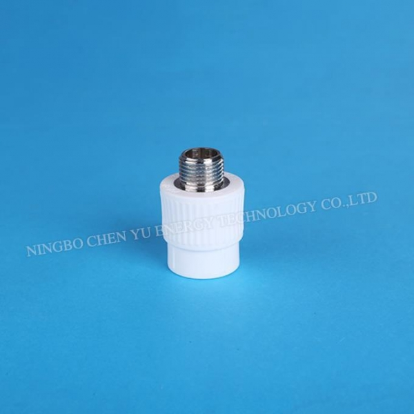 Ppr pipe fitting male threaded coupling of cyningbo