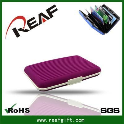 silicon wallet silicon wallet purple of alumawallet. Black Bedroom Furniture Sets. Home Design Ideas