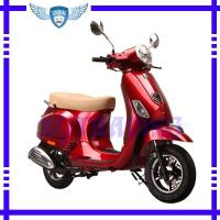 Cheap EEC 125CC Vespa Scooter With Steel Cover wholesale