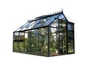 Buy cheap Janssens Junior Victorian J-VIC 24 Greenhouse Kit 4mm Glass - 8' x 12' from wholesalers