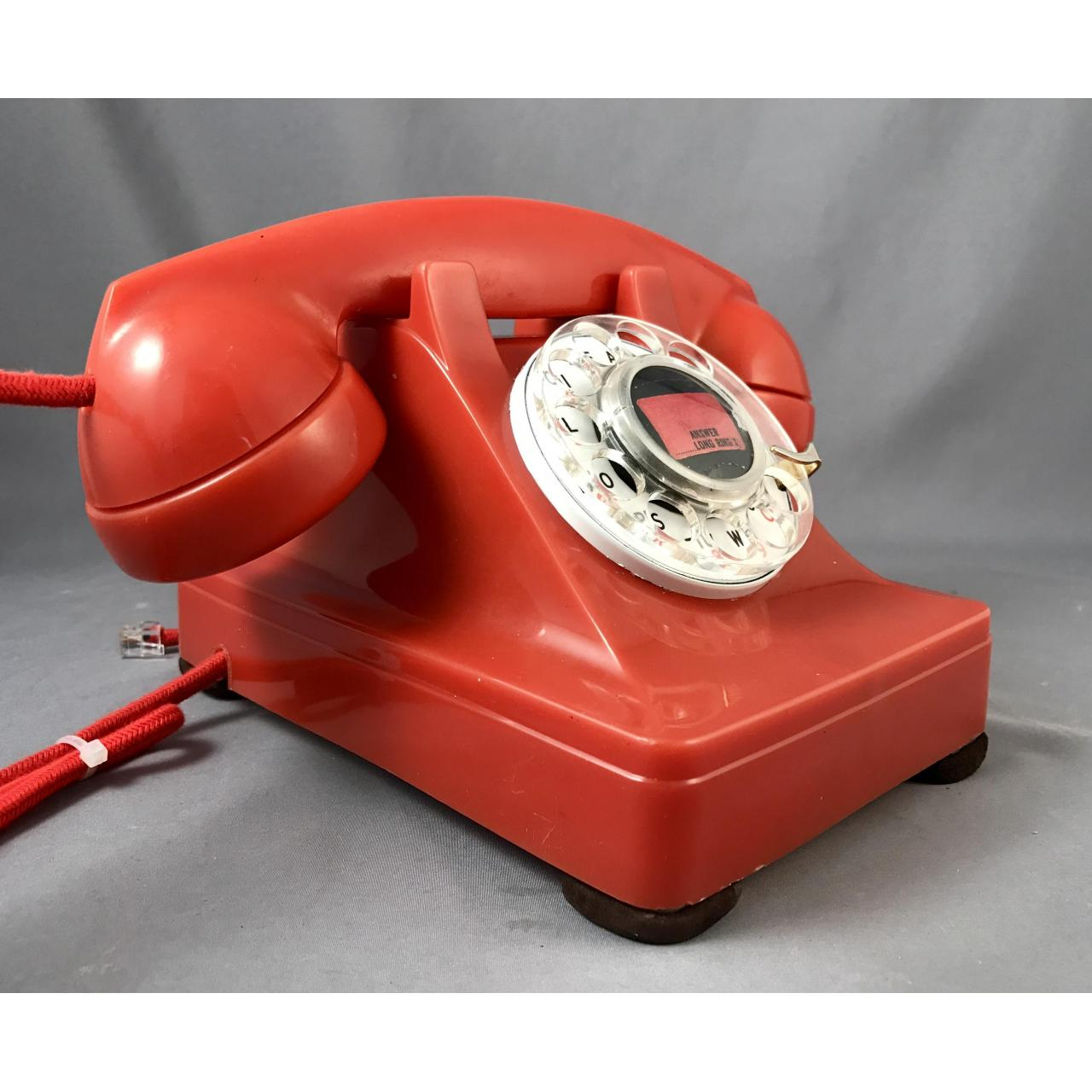 Cheap 302 - Red - Fully Refurbished Antique Phones wholesale