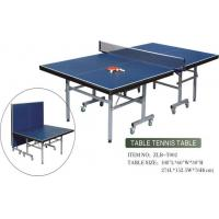 China Professional Table Tennis Table on sale
