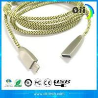 Cheap 2016 High quality Braided USB Cable cable for iPhone wholesale