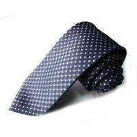 Cheap Dot Polyester Knitted Necktie wholesale