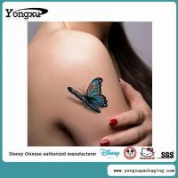 Cheap 3D Body Custom Temporary Butterfly Tattoos Cheap(ET4-1) wholesale