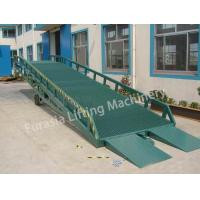 Cheap Mobile Loading Ramp 6tons -15tons Mobile loading ramp wholesale
