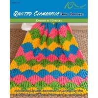 Cheap CROCHET PATTERNS QUILTED CLAMSHELLS Baby Blanket wholesale
