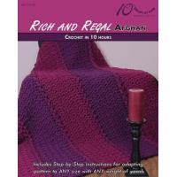 Cheap CROCHET PATTERNS RICH AND REGAL Afghan wholesale