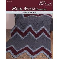 Cheap CROCHET PATTERNS ROYAL RIPPLE Afghan wholesale