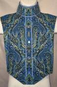 Cheap Paisley(19) #149 Light Blue and Gold Paisley wholesale